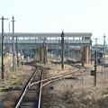 Photos: 今泉駅(山形鉄道、JR米坂線)
