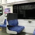 E721系の車内