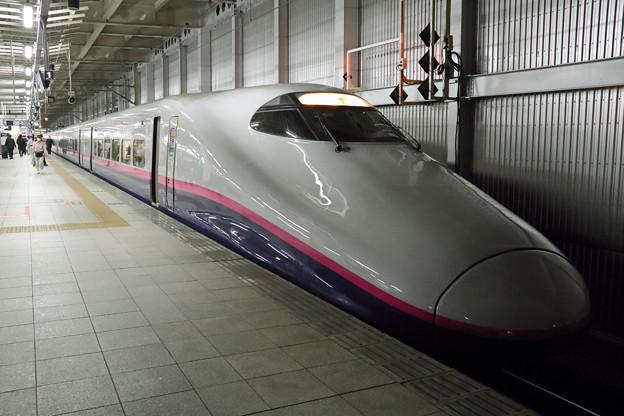 やまびこ156号@仙台駅