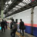 Photos: E4系Max@新潟駅
