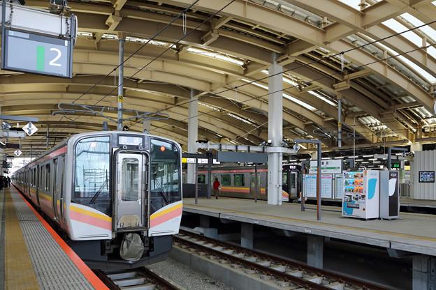 E129系@新潟駅