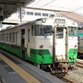 Photos: キハ40@会津若松駅