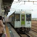 Photos: 磐越東線キハ111@郡山駅