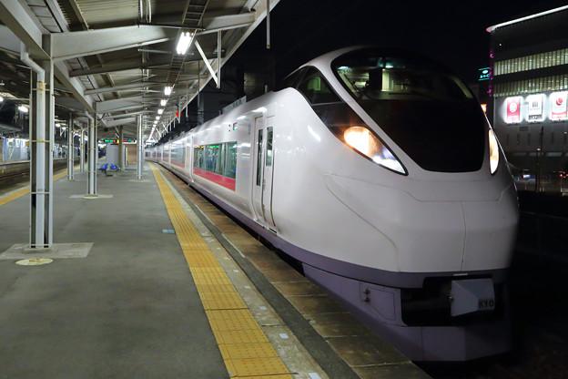 特急ひたち24号@いわき駅