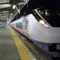 Photos: 特急ひたち24号@いわき駅