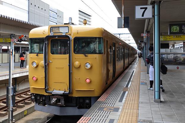 113系@姫路駅