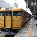 Photos: 113系@姫路駅