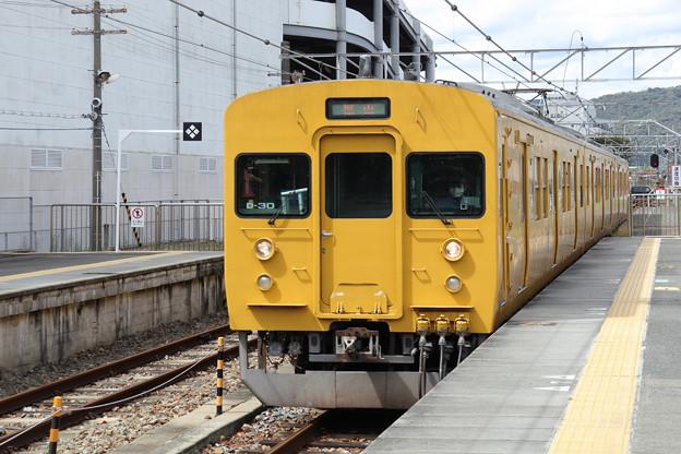 115系D-30編成@播州赤穂駅
