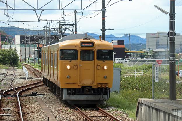 115系G-05編成@長船駅