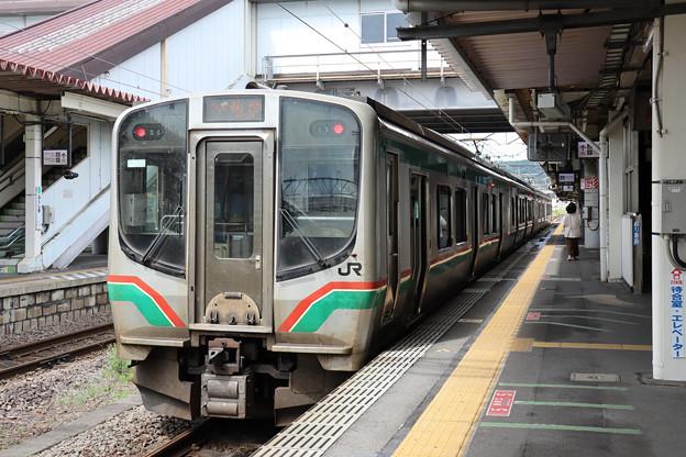 E721系@福島駅