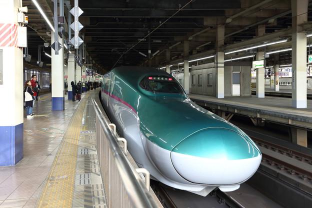 E5系@大宮駅