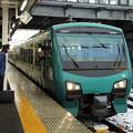 Photos: リゾートしらかみ4号@弘前駅