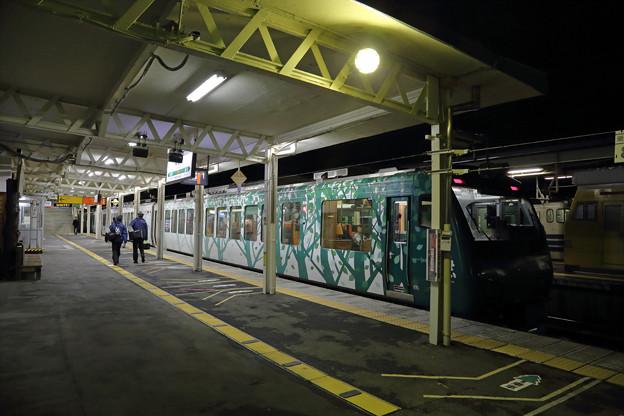 Photos: リゾートしらかみ4号@東能代駅
