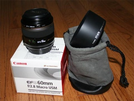 EF-S 60mm f/2.8 MACRO