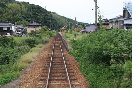 山陰本線玉江駅