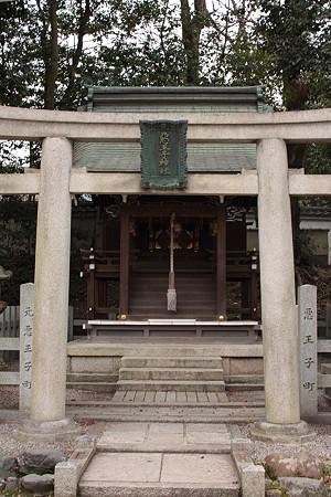 八坂神社・悪王子社
