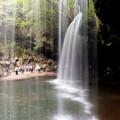 写真: 鍋ケ滝3