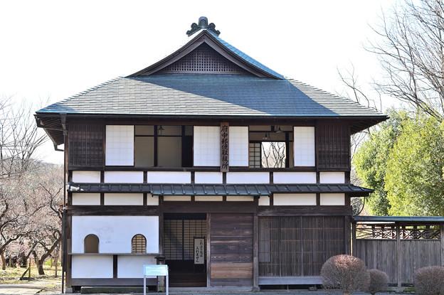 旧府中郵便取扱所(旧矢島家住宅)