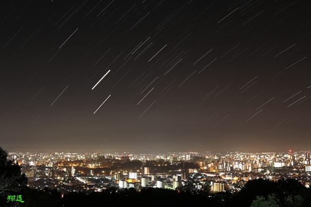 本妙寺夜景