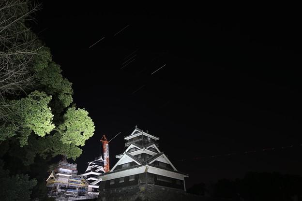 熊本城夜景2