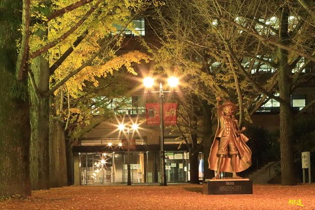 Photos: 県庁の銀杏4