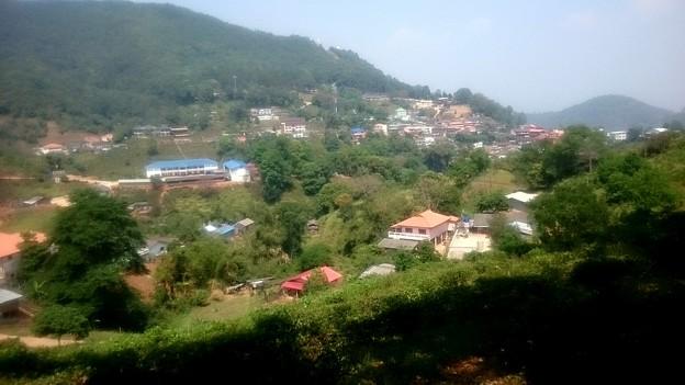 メーサロン高台からの景色