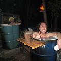 Photos: ライダーが月見風呂