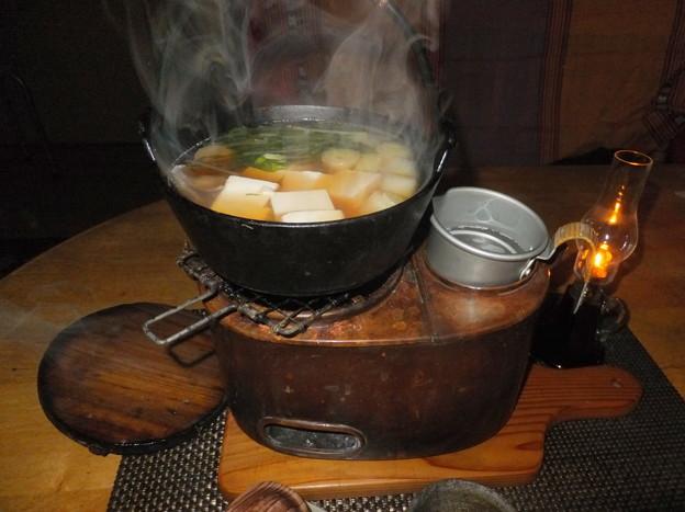 肉豆腐で一杯