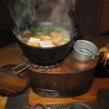 Photos: 肉豆腐で一杯