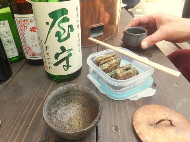 豊島酒造 屋守(おくのかみ)
