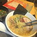 一作特製麺ニラ丼セット