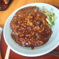 永楽のジャージャー麺