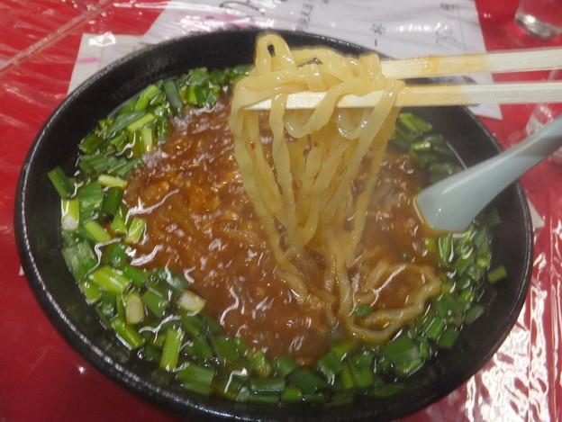 ニラヤングラーメンの麺!