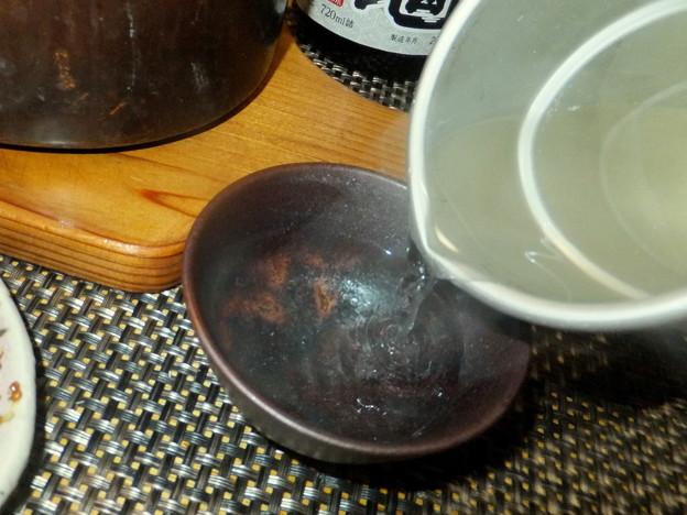 熱燗も飲み頃