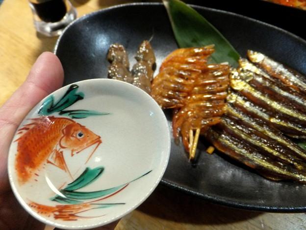 鯛盃と甘露煮