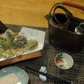 Photos: ふきのとう天ぷら