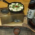 湯豆腐と菊水