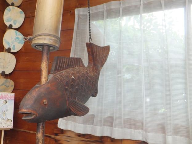 手作りの鯉