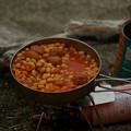 カウボーイの料理