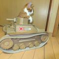 Photos: 猫戦車