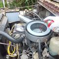 Photos: 41年車の整備開始