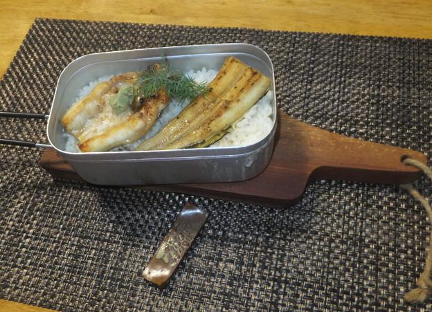 アナゴ丼 2