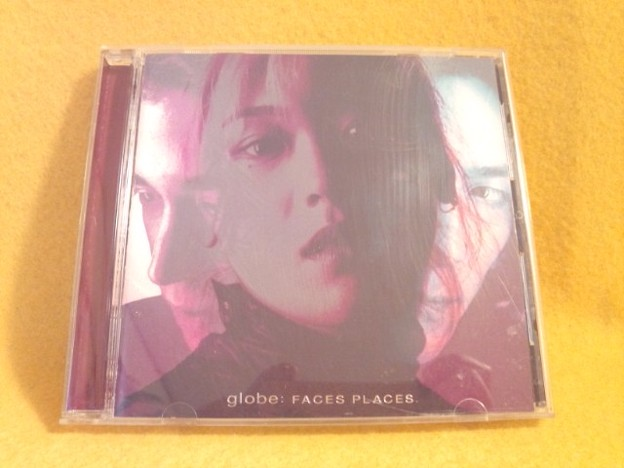 FACES PLACES globe CD