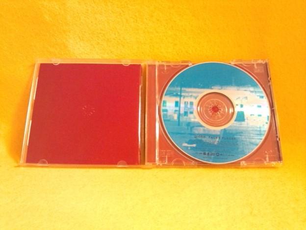 FACES PLACES globe グローブ cd アルバム