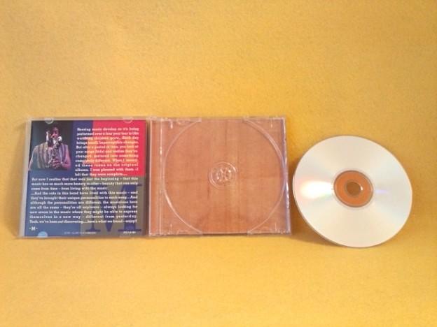 マーカス・ミラー ライヴ・アンド・モア CD