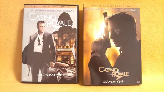 007 カジノ・ロワイヤル 日本語吹替 DVD