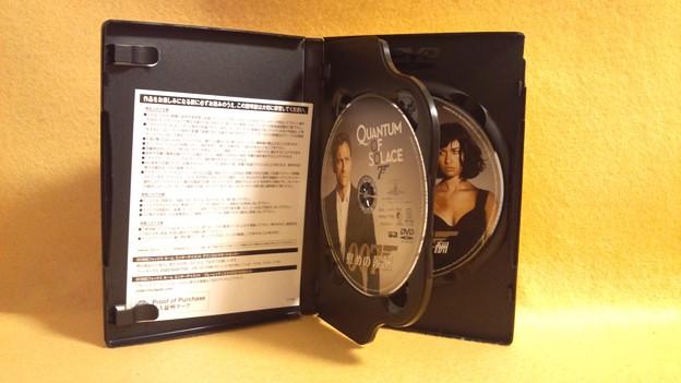 007 慰めの報酬 DVD