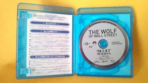 ウルフ・オブ・ウォールストリート Blue-Ray DVD