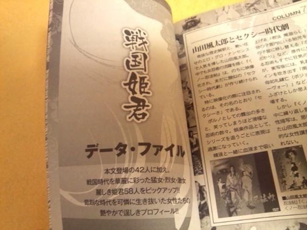 『戦国姫君データファイル』戦国激女100人伝  歴史 本