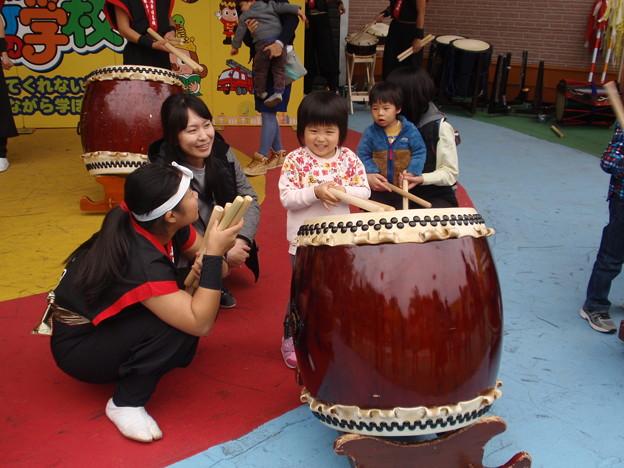 1103 おもてなし和太鼓演奏と体験教室